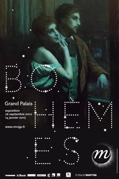 Exposition bohemes grand palais la plume dauphine - Grand palais expo horaires ...