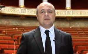 Bruno Le Roux, député PS