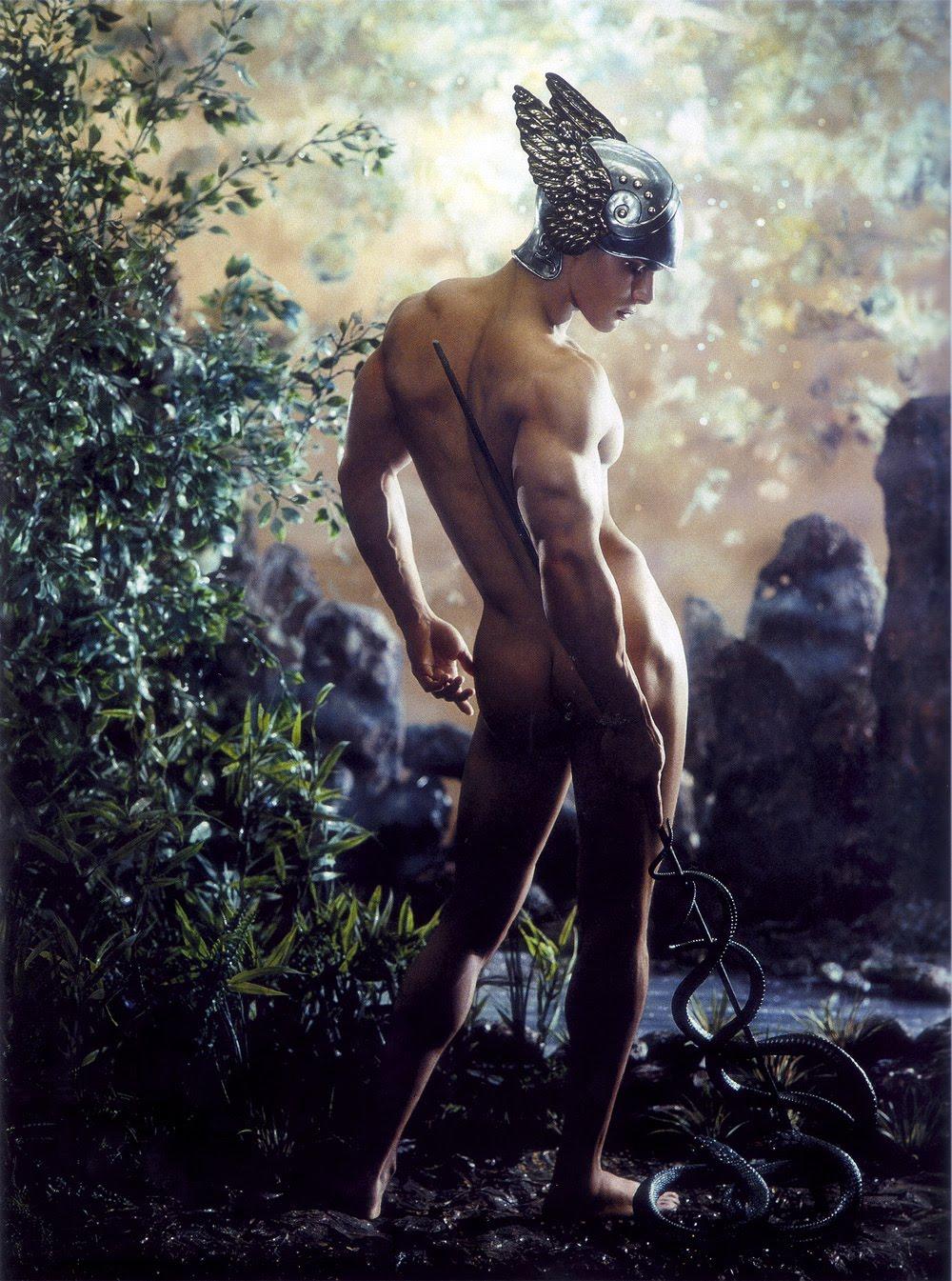«La nudité est l'éloquence de la chair»