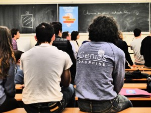 Premier jour des Start-up Days, devenir entrepreneur