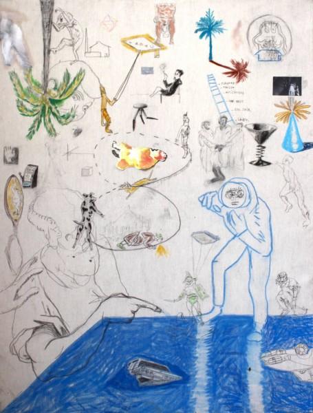 Oeuvre sans nom de Julien Renard