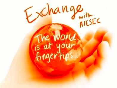 AIESEC: CONJUGUE TA CARRIERE A L'INTERNATIONAL