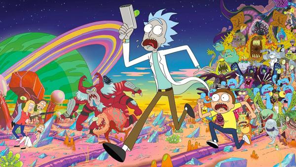 Rick et Morty - Saison 1
