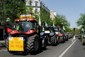 Crise agricole: les causes et les dangers