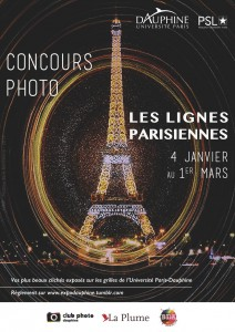 Paris et ses lignes: le concours photo annuel est lancé