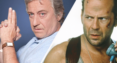 Bruce Willis et Morgan Freeman au D'oh Film Festival !?