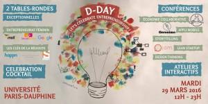 DDAY: Table ronde «entrepreneuriat au féminin»