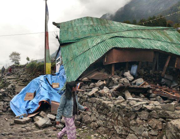 Le Népal, un an après