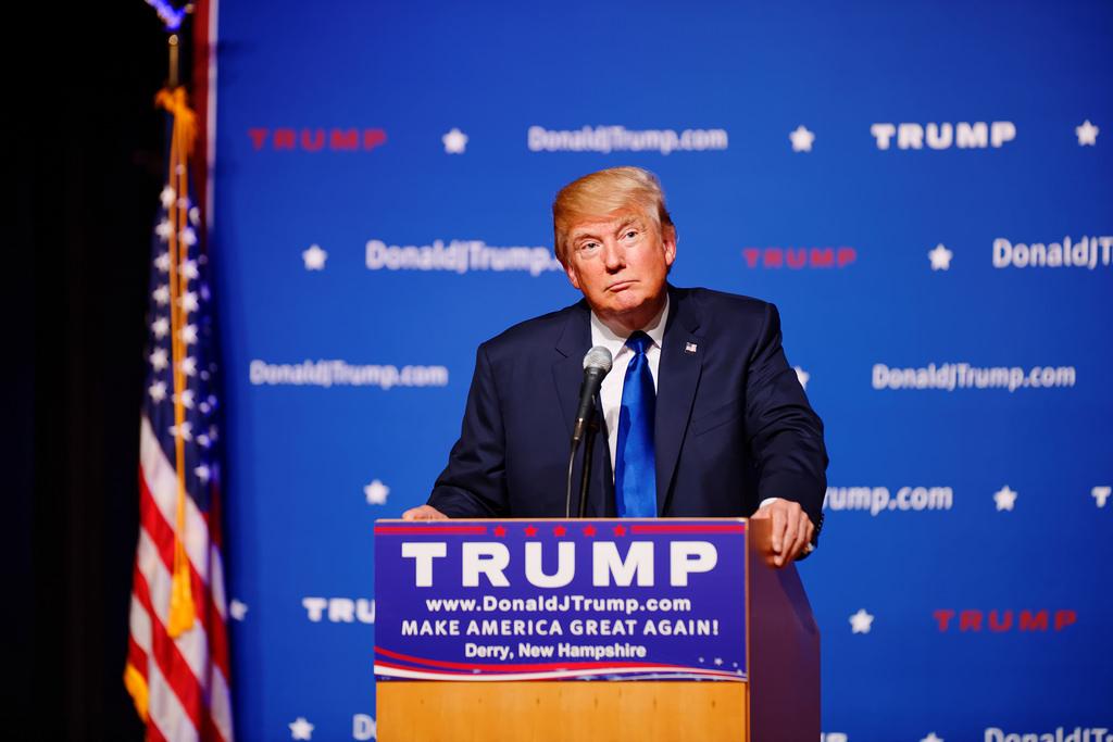 Trump, le jour d'après