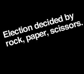 Remporter une élection en 2016 pour les nuls