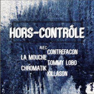 Tourtoisie Music te présente le Festival Hors-Contrôle