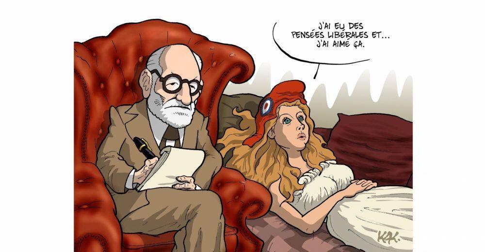 Les masters décryptent #2: La France, terre natale du libéralisme