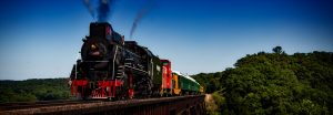 Un tour d'Europe en train : le pass Interrail