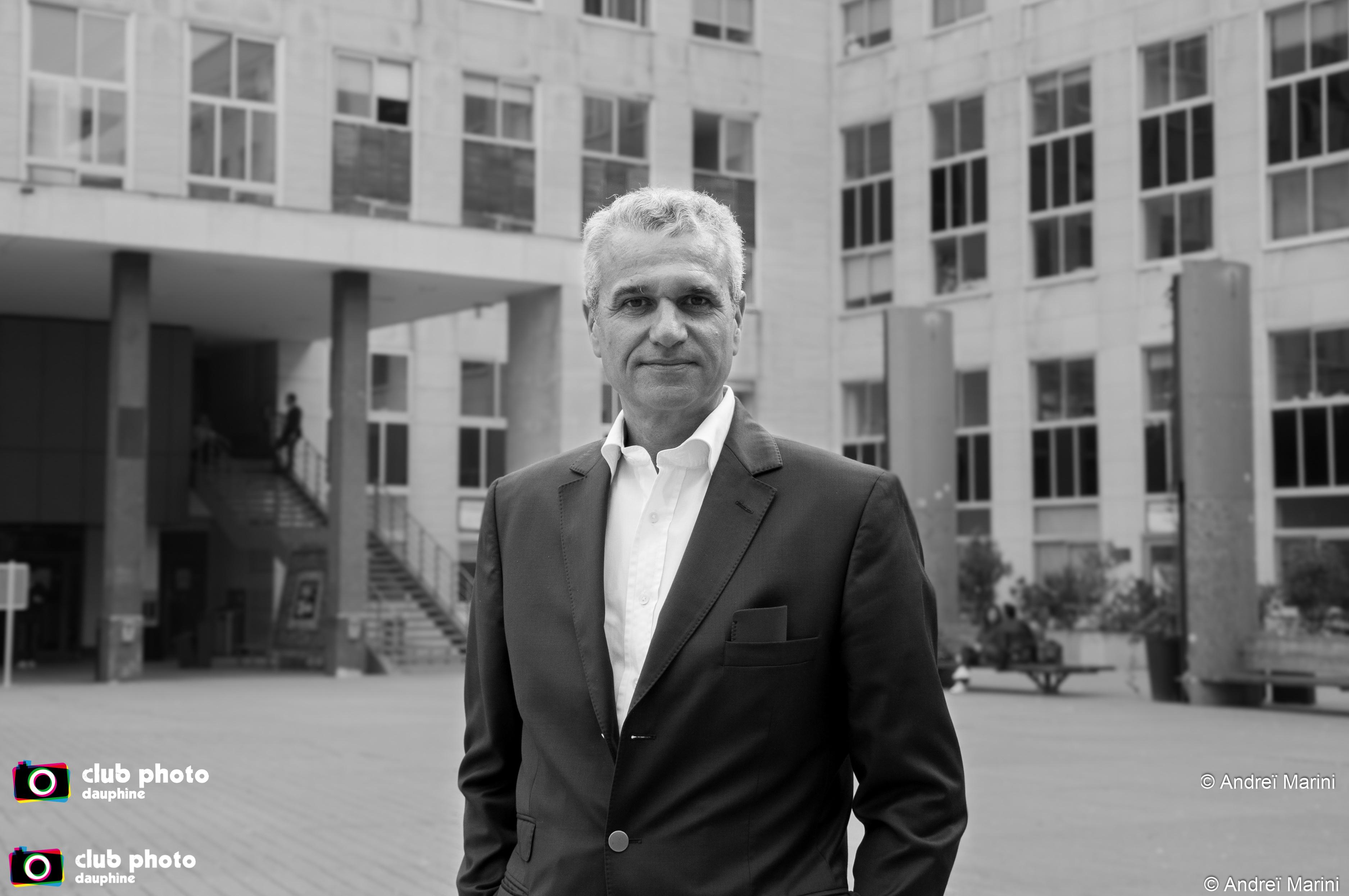 Entretien avec Eric Kalfon, directeur de l'Incubateur Paris-Dauphine