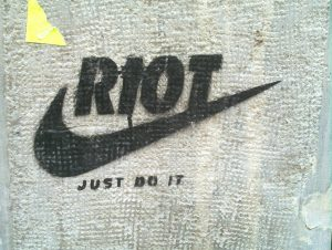 Nike, Just Do It or Just Burn It