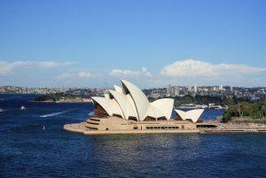 Destination Sydney  #7