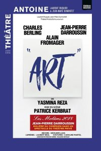 Ridau: une critique d'«Art» de Yasmina Reza