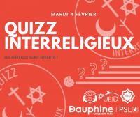Quizz inter-religieux: apprendre pour mieux comprendre