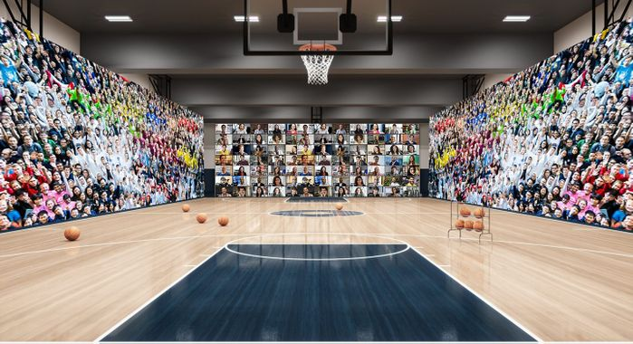 "La Bulle NBA: ""A Whole New Game"" qui limite la casse"