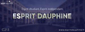 ÉLECTIONS SYNDICALES 2020: Entretien avec Colomban Bednarek, Président d'Esprit Dauphine