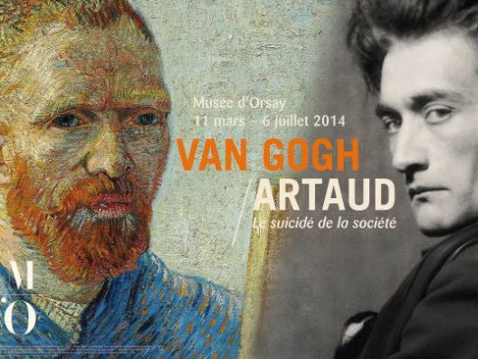 Rencontre entre martyrs de l'art