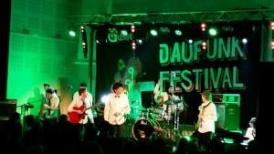 Daufunk, I live for the funk
