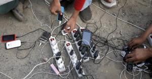 Les smartphones, la bouée de secours des migrants?