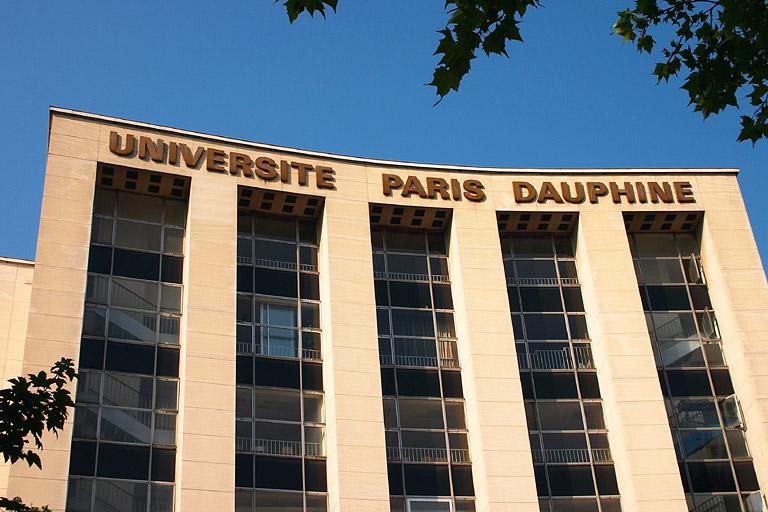 Dauphine, cette fac qui a tout d'une école