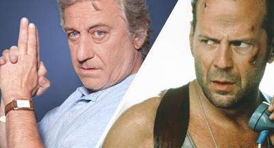 Bruce Willis et Morgan Freeman au D'oh Film Festival!?