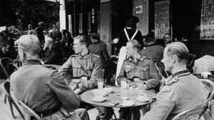 Les Vestiges de l'Occupation allemande