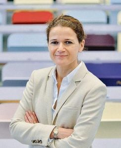 Isabelle Huault, la nouvelle présidente de Dauphine