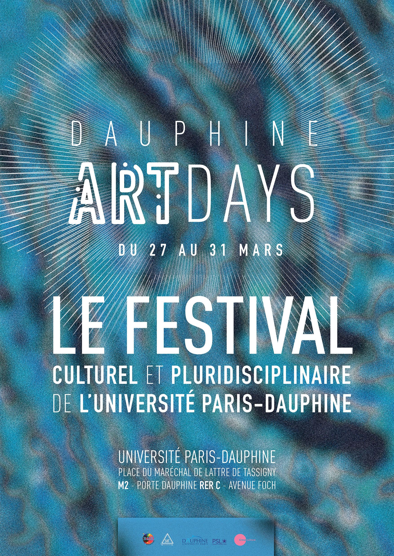 Les Dauphine Art Days 2017, une édition immersive