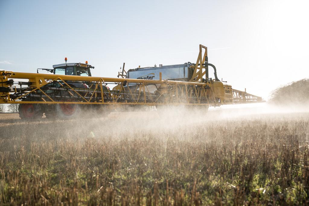 Glyphosate: make Europe great again?
