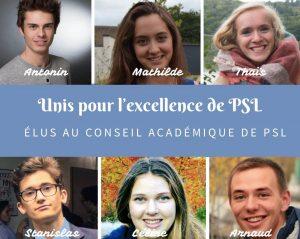 PSL: entretien avec Uni Dauphine
