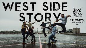Laissez-vous embarquer dans la West Side Story