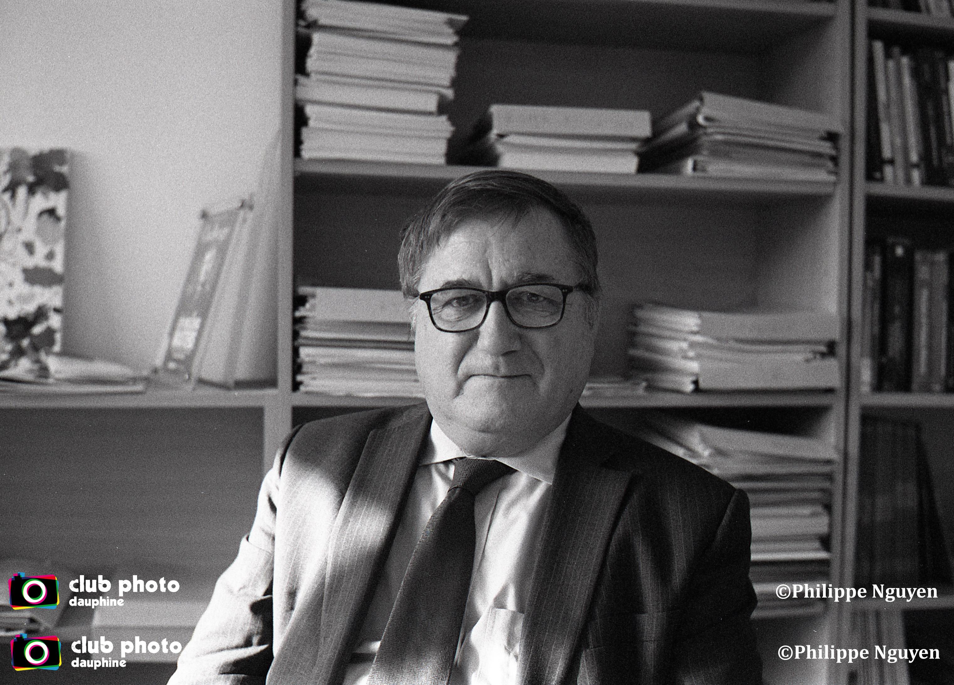 Entretien avec Laurent Batsch, président de la Fondation Paris-Dauphine