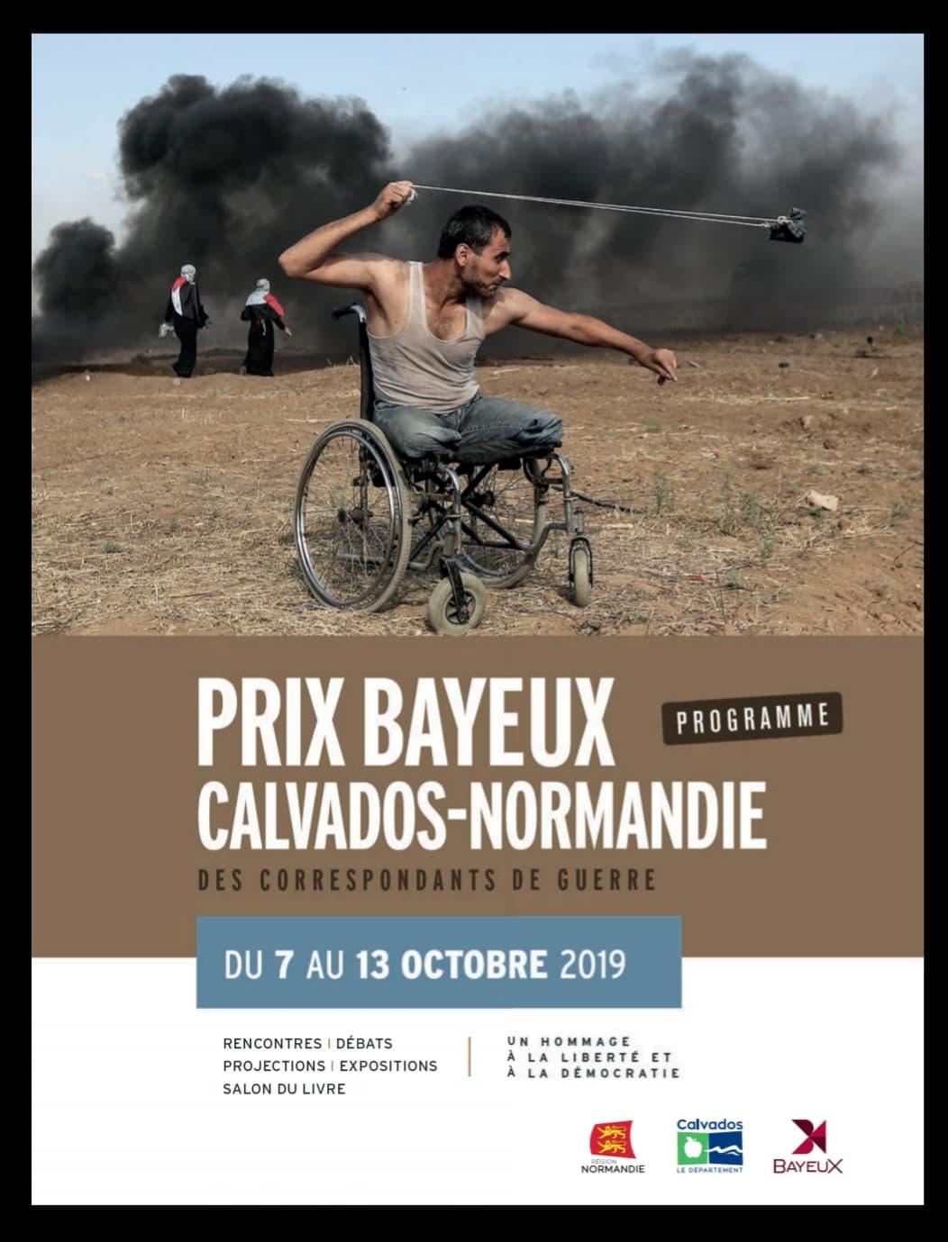 Prix Bayeux Calvados-Normandie des correspondants de guerre