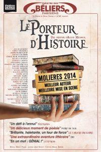 Ridau: une critique du «Porteur d'histoire» d'Alexis Michalik