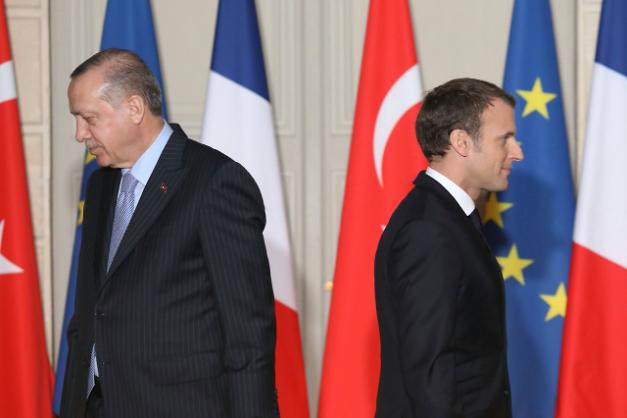 Pourquoi rien ne va plus entre Macron et Erdogan?