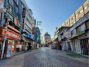 CARNET DE VOYAGE – COREE DU SUD – Seoul, hiver 2020: une ville en suspens